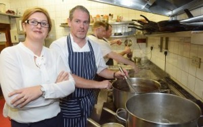 Cookery Demonstration in aid of Cork Simon
