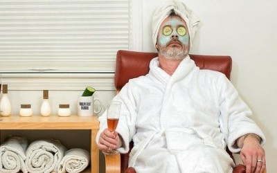 Celebrate Father's Day at The Spa