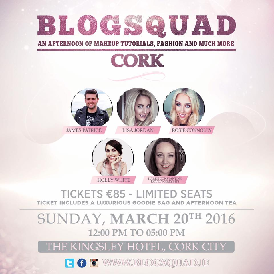 BLOGSQUAD at The Kingsley Hotel Cork
