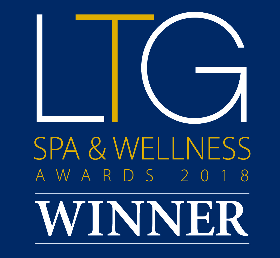 Luxury Travel Guide Spa and Wellness Awards 2018